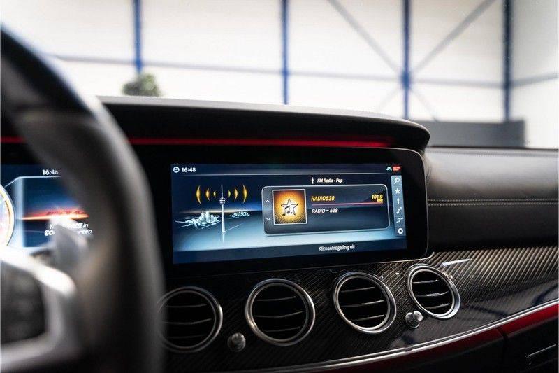 Mercedes-Benz E-Klasse 63 S AMG MB Gar-2jr BTW/Pano/Ceramic/Carbon/Memory/burmester afbeelding 14