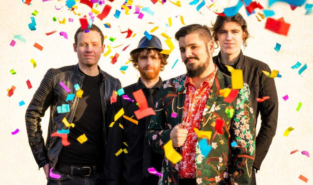 Audio Vultures Wedding Band Bristol