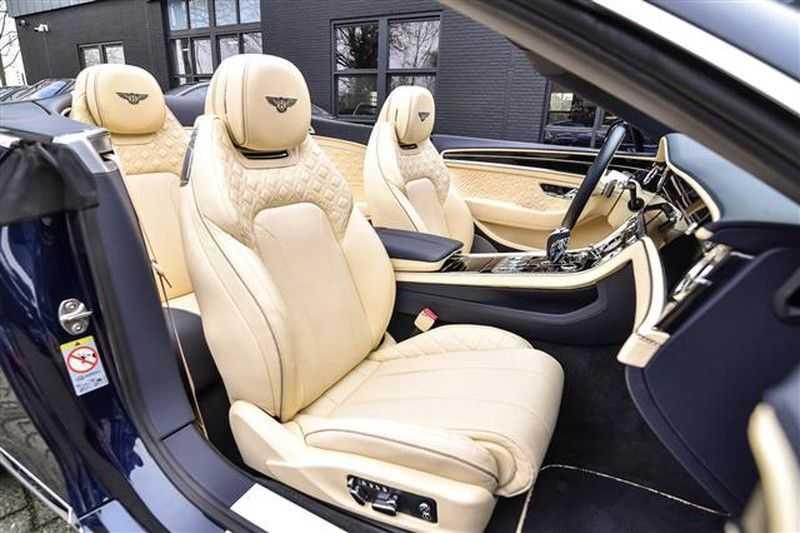 Bentley Continental GTC W12 CENTENARY+MULLINER+MASSAGE+HEADUP afbeelding 8