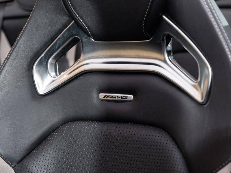 Mercedes-Benz C-Klasse C63 S AMG Cabrio AMG RIDE CONTROL, NIGHTPACK, afbeelding 18