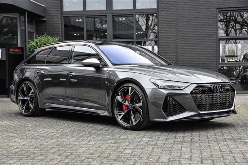 Audi RS6 DYNAMIC PLUS+DESIGNPAKKET+SP.ONDERSTEL NP.238K afbeelding 19