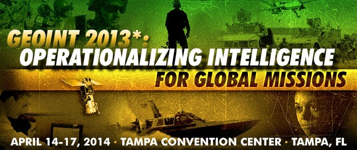 Mobile Tech at GEOINT 2013*
