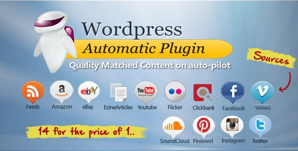 Download WP Automatic Plugin For Free