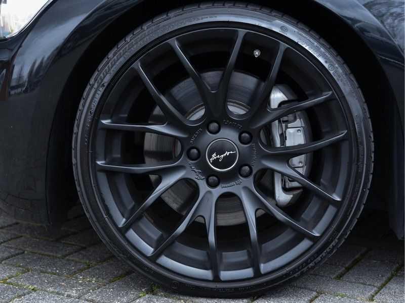 BMW 3 Serie Coupe 335i High Executive M-Perf uitlaat Leer Navi Breyton velgen 1e eigenaar afbeelding 15