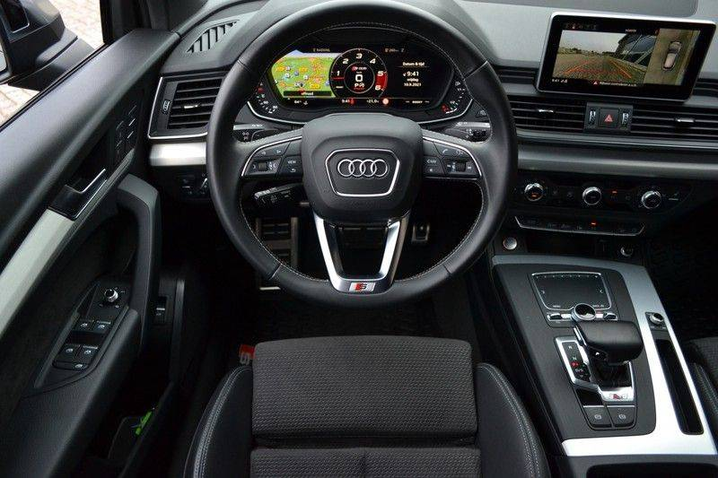 Audi SQ5 3.0 BiTDI 347pk quattro Trekh ACC HUD m-LED Topview Black-Opt afbeelding 10