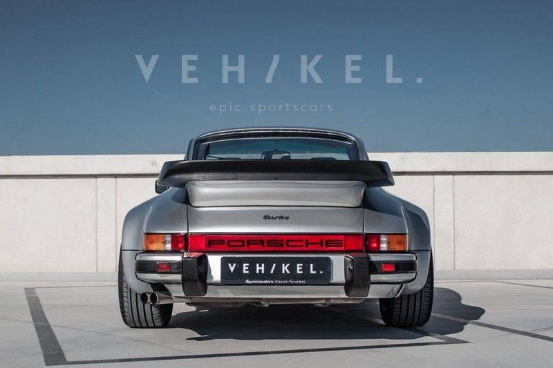 Porsche 911 930 3.3 Turbo Coupé // uitzonderlijk mooie staat afbeelding 6