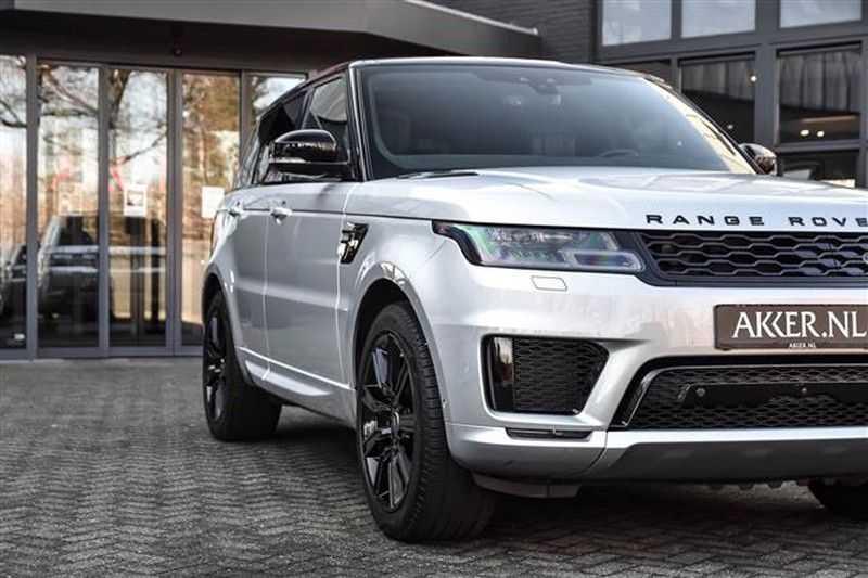 Land Rover Range Rover Sport P400E HSE DYNAMIC BLACK PACK+PANO.DAK NP.127K afbeelding 10