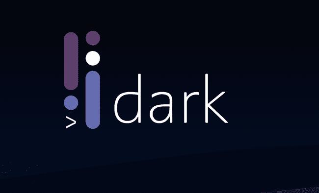 Dark log
