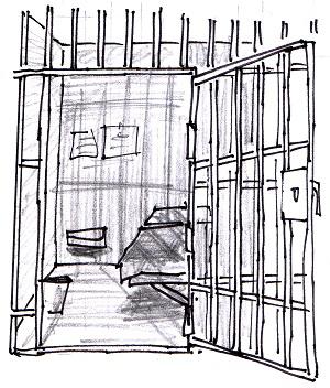 Jail Sketch