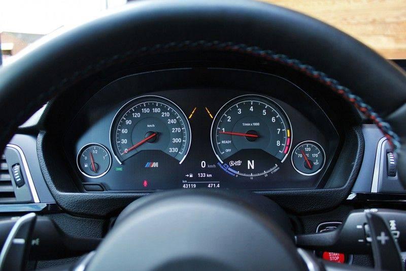 """BMW M3 Competition DCTA 450pk **IPE Uitlaat/20"""" Vorsteiner/HUD/Harm.Kardon/Schuifdak** afbeelding 23"""