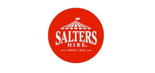 Salters hire logo