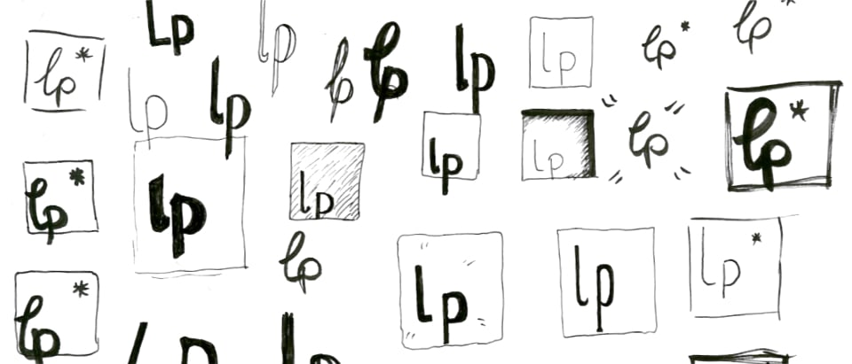 LP Logo Sketches