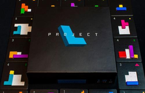 Project L – kirakózás társasjáték formában