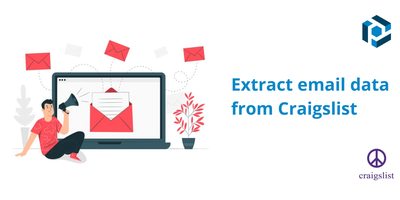 Cover image for How to extract email data from Craigslist?