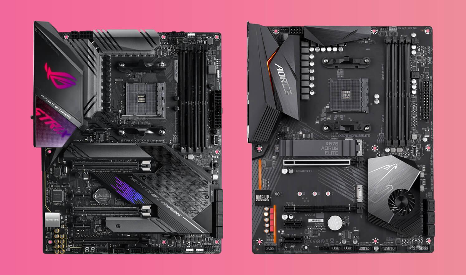 Best Motherboards for Ryzen 9 3900X