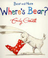 Where's Bear? by Emily Gravett