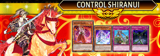 Control Shiranui Breakdown | YuGiOh! Duel Links Meta