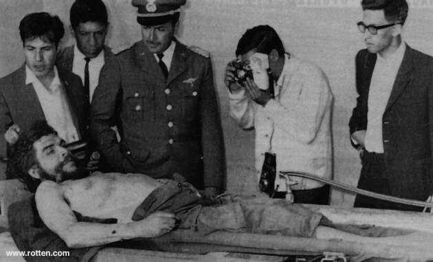 Dead Che Guevara