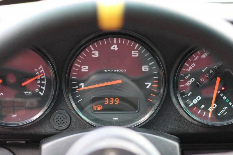 Porsche 911 964 Carrera 2 Historie bekend, Airco, Schuifdak, Leder interieur, Achterruitenwisser afbeelding 21