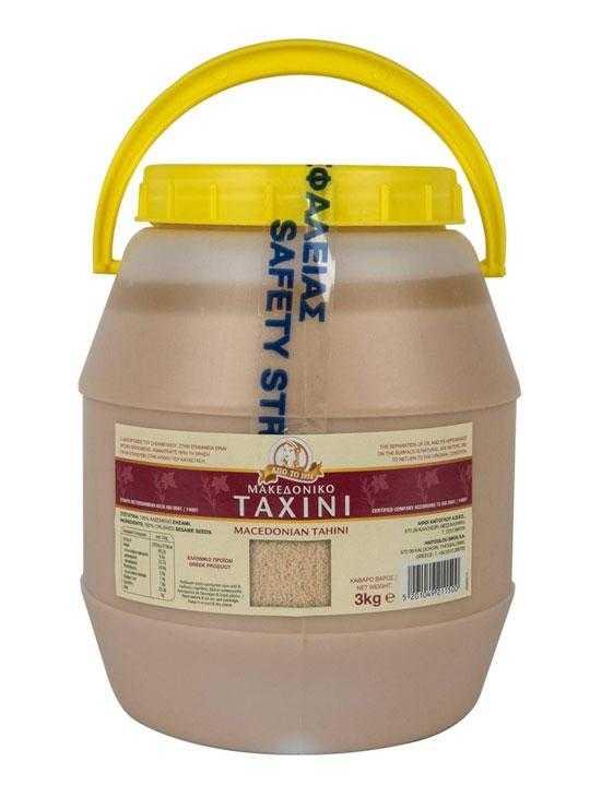 Macedonian Tahini - 3kg