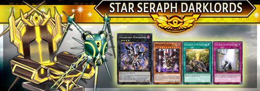 Star Seraph Darklord Breakdown | YuGiOh! Duel Links Meta