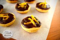 Chocolate and Orange Mini-Pies