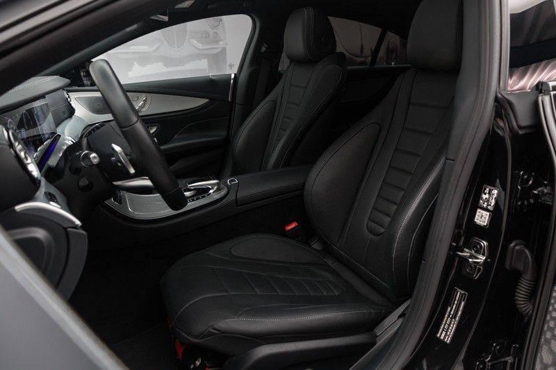 "Mercedes-Benz CLS-Klasse CLS450 AMG 367pk 4Matic Schuifdak Nightpakket Widescreen DistronicPlus Burmester SuperSportStuur Luchtvering Multibeam Keyless ComandOnline AmbientLight DAB Parktronic 20""AMG 360Camera Pdc 10/2018 afbeelding 2"