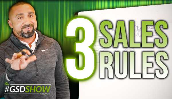 3 Unbreakable Sales Rules Your Fitness Studio MUST Follow | The GSD Show