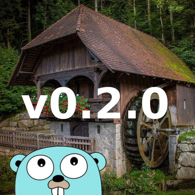Watermill v0.2.0 released
