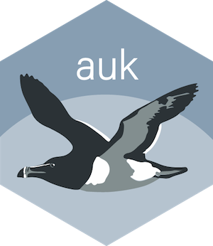 auk hex sticker