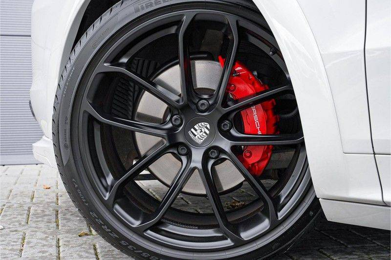 Porsche Cayenne Coupé E-Hybrid 462pk Nieuwprijs: €190.000,- Sportpakket, Techart afbeelding 19