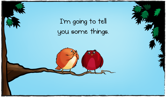 Believe by The Oatmeal