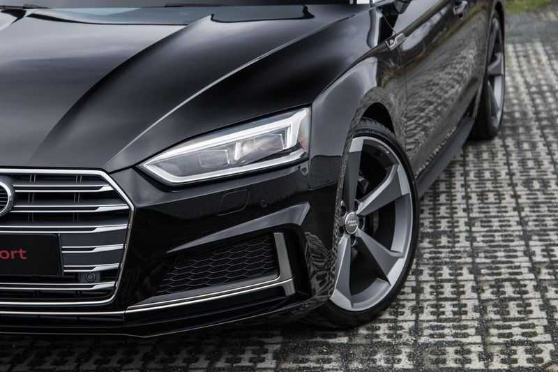Audi A5 Cabriolet 3.0 TFSI S5 quattro | 354PK | Hoofdruimte verwarming | Trekhaak | Virtual Cockpit | Matrix LED | Camera afbeelding 3