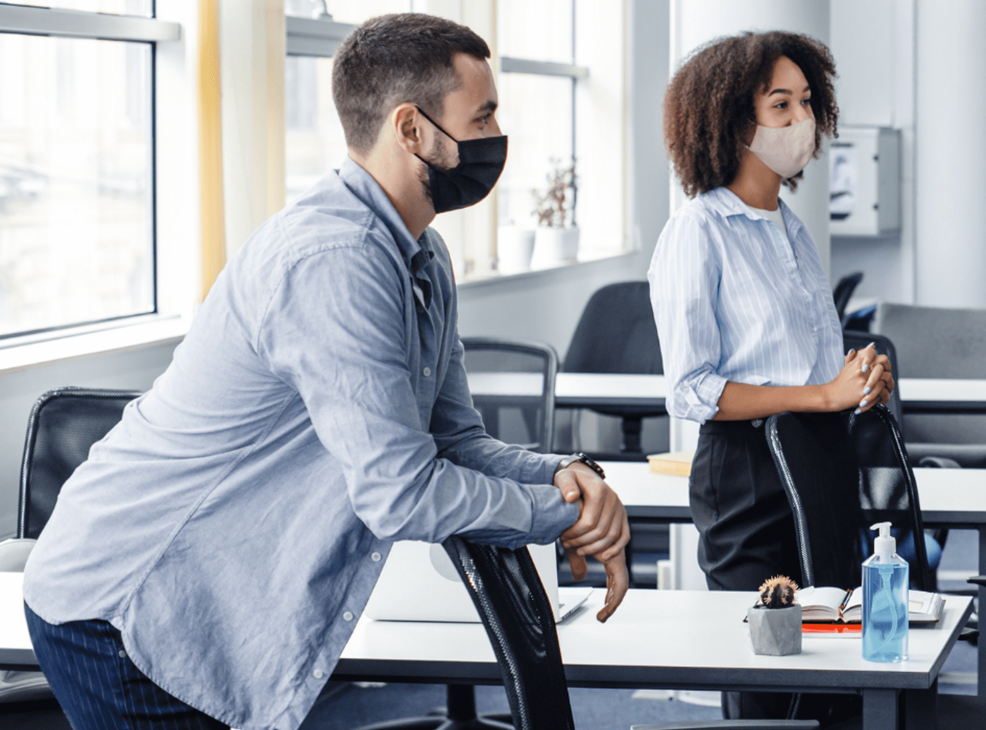 Accruent - Resources - Webinars - The Practical Return to Work: Navigating the Modern Office Using EMS - Hero