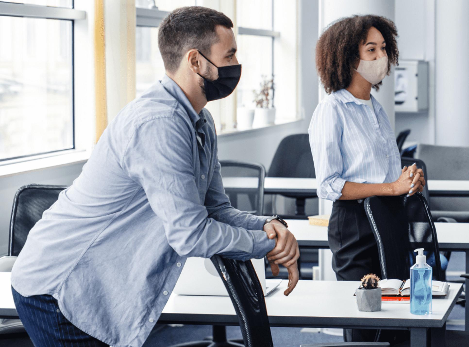 Accruent - Resources - Webinars - The Practical Global Return to Work: Navigating the Modern Office Using EMS  - Hero