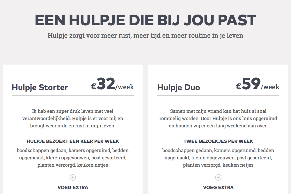 Hulpje.nl slideshow image 3