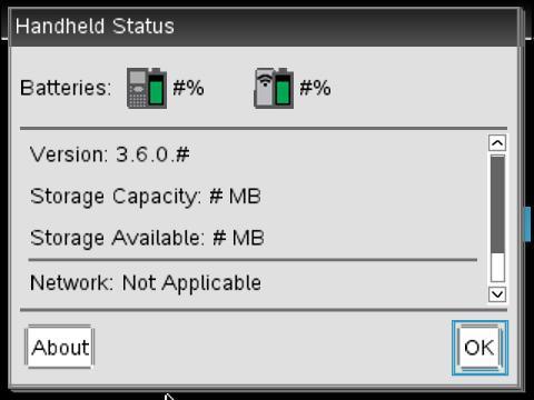 TI-Nspire OS 3.6
