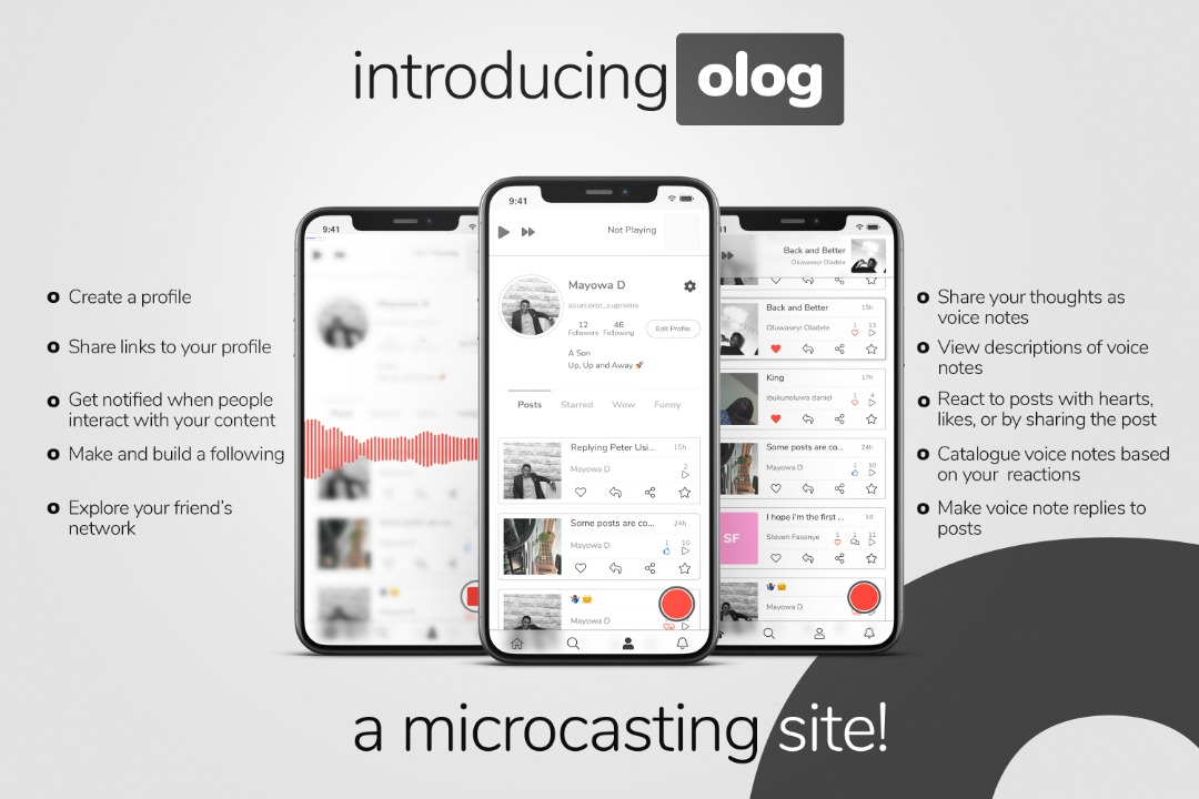 Olog screenshot