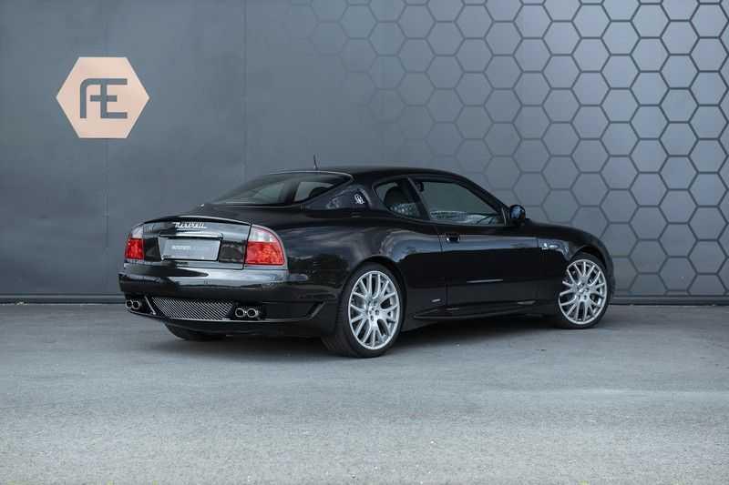 Maserati GranSport 4.2i V8 NIEUWSTAAT! afbeelding 3
