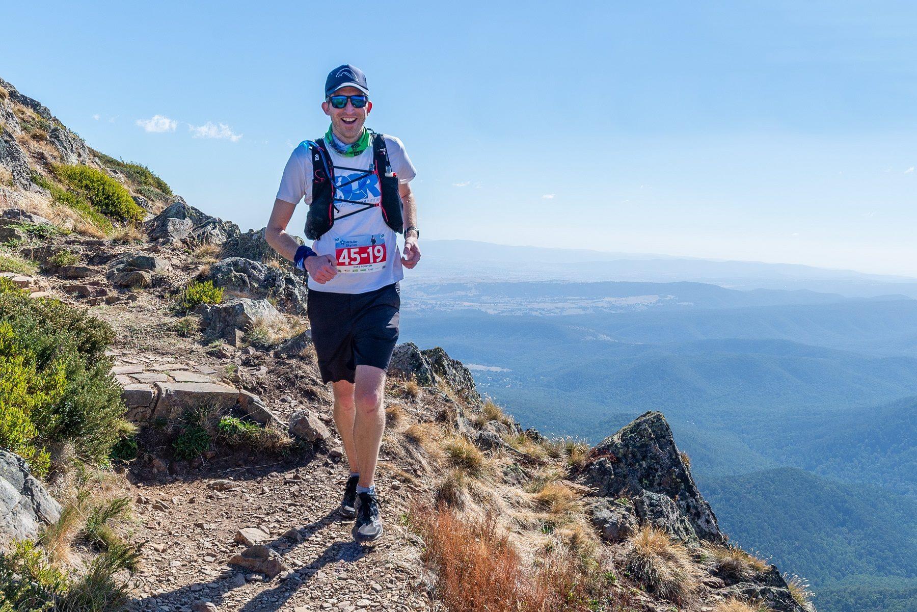 Mount Buller Skyrun 45km, 2019