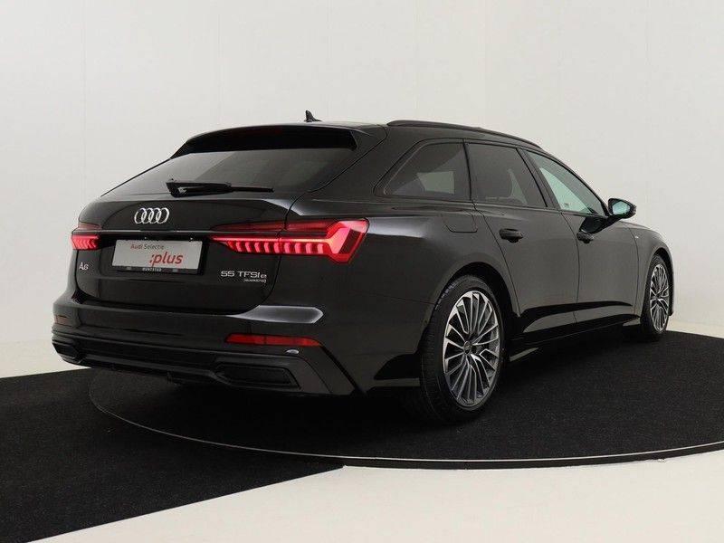 Audi A6 Avant 55 TFSI e 367 pk quattro Competition | Panoramadak | Assistentiepakket Tour | Keyless Entry | Optiekpakket | Trekhaak | Verlengde Fabrieksgarantie afbeelding 5