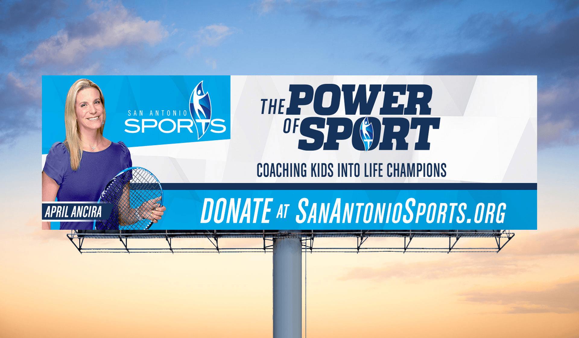 SA Sports Billboard