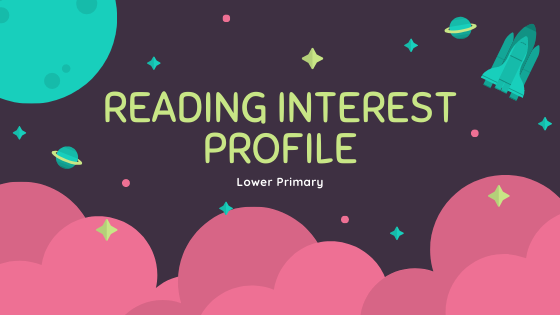 Reading interest lower primary profile image