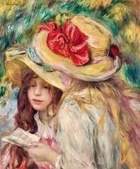 Renoir's Les deux soeurs (The Two Sisters) was sold by Christie's New York for $8 million in May 2014