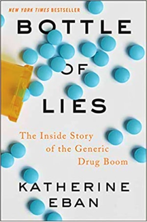 Bottle of Lies Book Cover