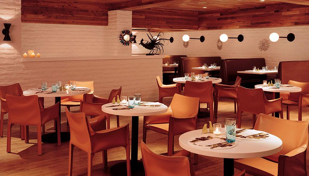 Norma's restaurant interior