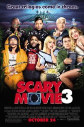 cover Scary Movie 3