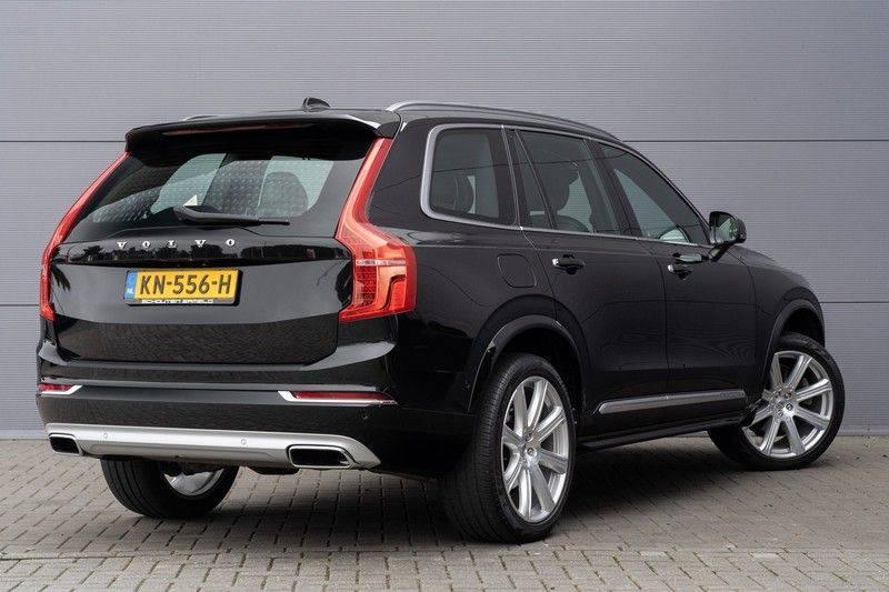 "Volvo XC90 2.0 D4 190pk AWD Inscription 7-pers. Pano Leer Camera 21"" afbeelding 13"