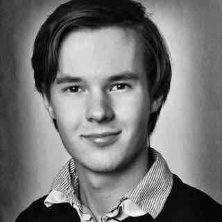 Portrait style picture of Martin Kaptein