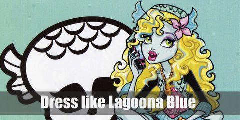 Dress Like Lagoona Blue (Monster High) Costume